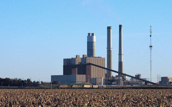 An Ameren Corp. coal-fired power plant is seen outside the southern Illinois town of Newton. Illinois officials say the state will need a mix of power sources and energy efficiency initiatives to meet proposed federal limits for carbon pollution. On