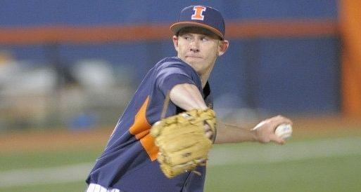 Fighting Illini Pitcher Tyler Jay, who as named to the final USA Baseball Golden Spikes Award watch list, announced by USA Baseball Thursday.