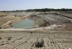 In this June 20, 2012 file photo, construction is seen going on at the Clinton Landfill.