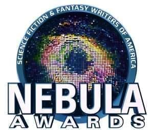 Logo for the Nebula Awards.