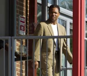 Former U.S. Rep. Jesse Jackson Jr. leaves the Volunteers of America halfway house in Baltimore where he'd been living since his release from an Alabama federal prison in March, Monday, June 22, 2015.