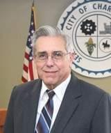Charleston Mayor Larry Rennels, who died Thursday at age 67.