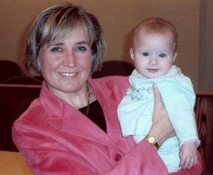 Ellyn Bullock, an adoption attorney based in Champaign.