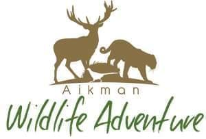 Aikman Wildlife Adventure logo
