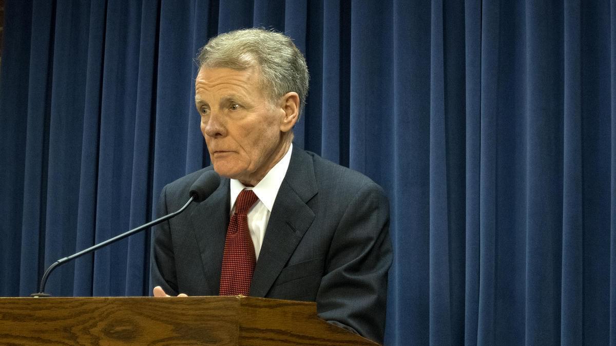 Illinois House Speaker Michael Madigan (D)