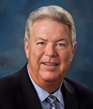 Former Decatur Mayor Mike McElroy, who died Friday at age 63.