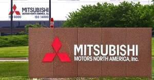 Mitsubishi Motors North America, Inc., plant in Normal, Ill., is shown Thursday, May 20, 2004
