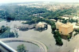 Flooding in Des Plaines