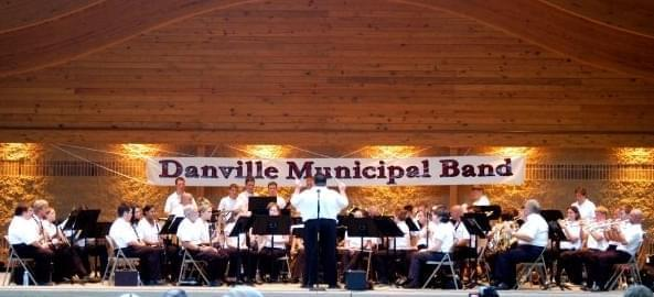 The Danville Municipal Band