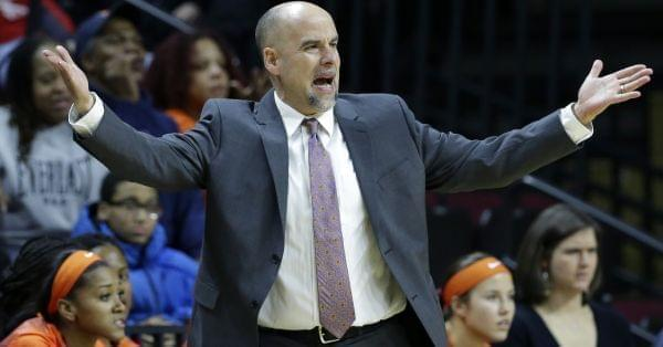 University of Illinois women's basketball head coach Matt Bollant.