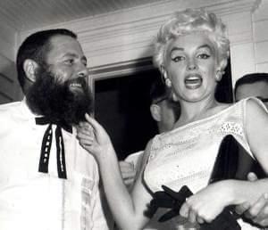 Marilyn Monroe in Bement, 1955