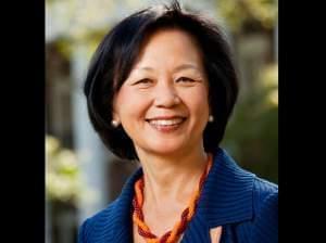 Former U of I Urbana Chancellor Phyllis Wise