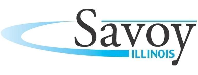 Logo for the Village of Savoy, Illinois