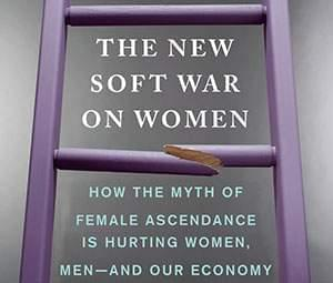 part of the new soft war on women book cover