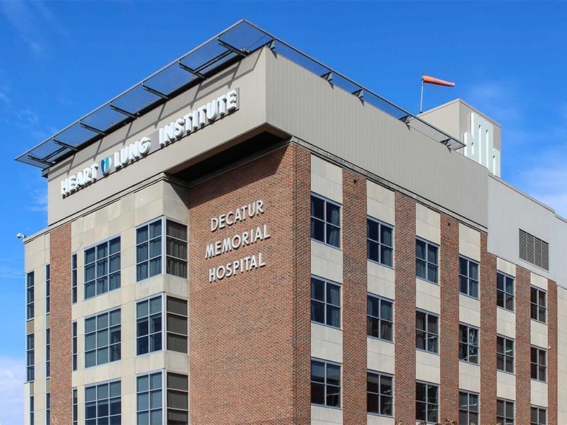 Decatur Memorial Hospital