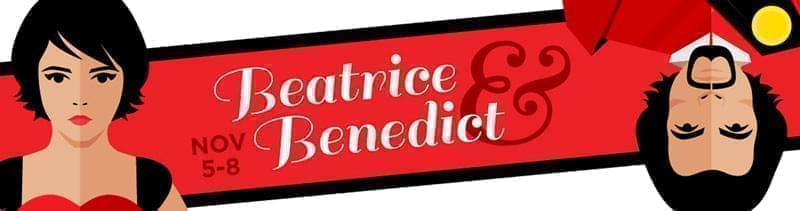 """Poster for """"Beatrice & Benedict"""""""