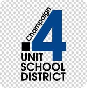 Champaign Unit 4 schools logo