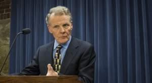Democratic Illinois House Speaker Michael Madigan
