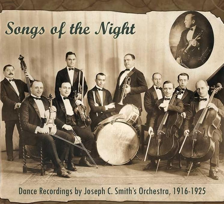 """Front cover photo for """"Songs of the Night."""""""