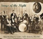 "Front cover photo for ""Songs of the Night."""