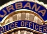 Urbana Police Badge