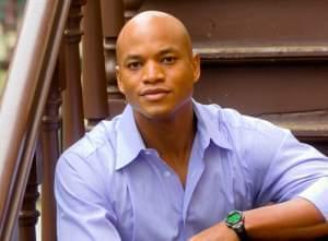 Portrait of Wes Moore