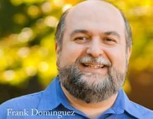 host, Frank Dominguez