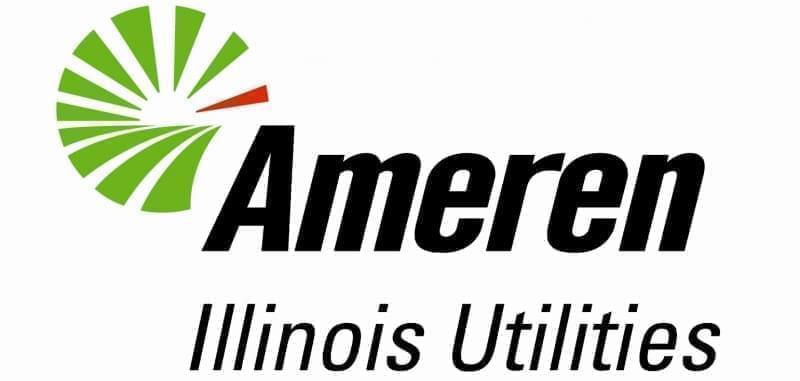 Logo for Ameren Illinois Utilities