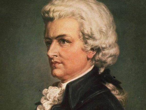 Portrait of a Mozart