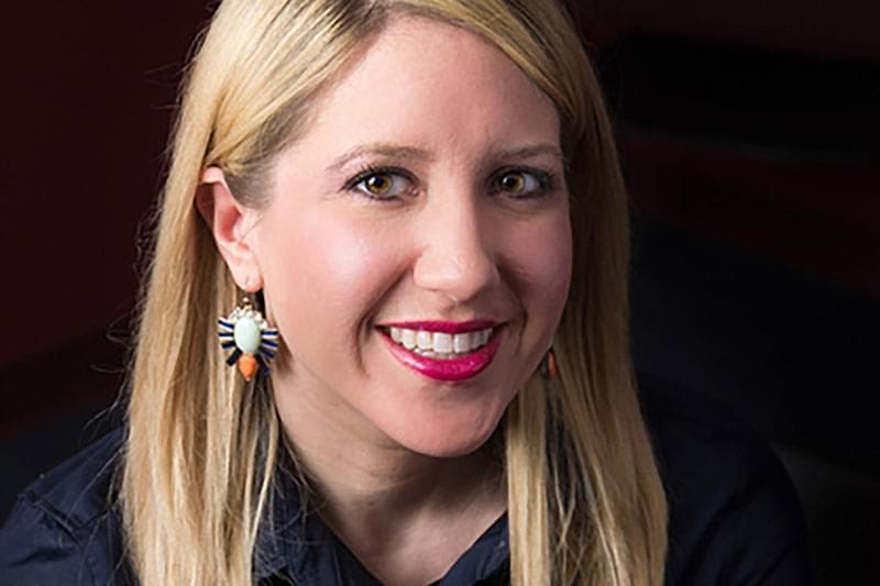Portrait of Amanda Vinicky