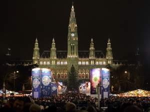 Vienna on New Year's Eve