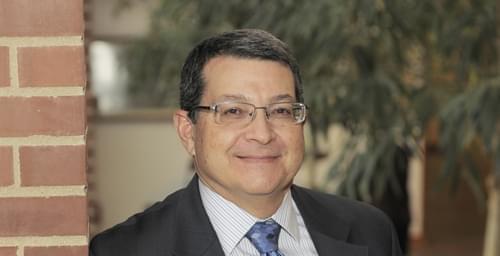 Head shot of University of Illinois law professor John Colombo
