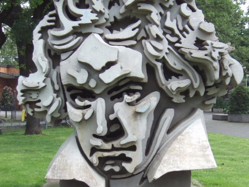 statue of Beethoven