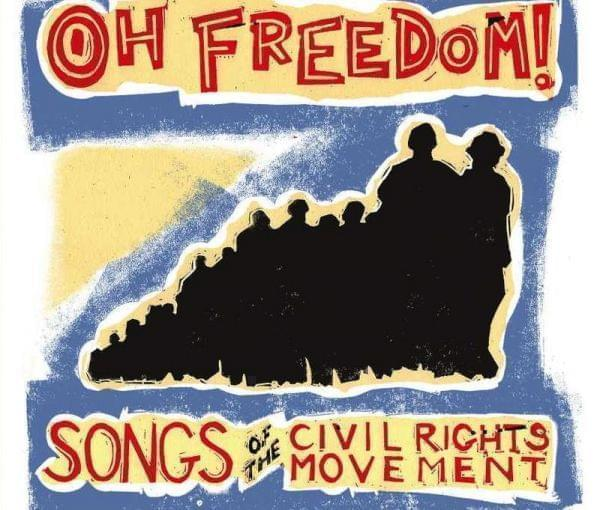 "Cover art for Chris Vallillo's new album, ""Oh Freedom! Songs Of The Civil Rights Movement""."
