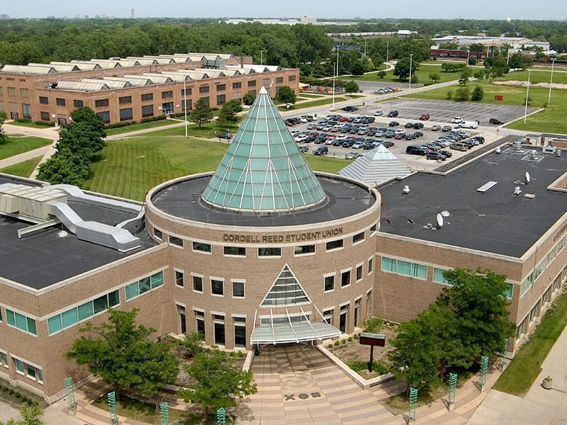 Campus of Chicago State University