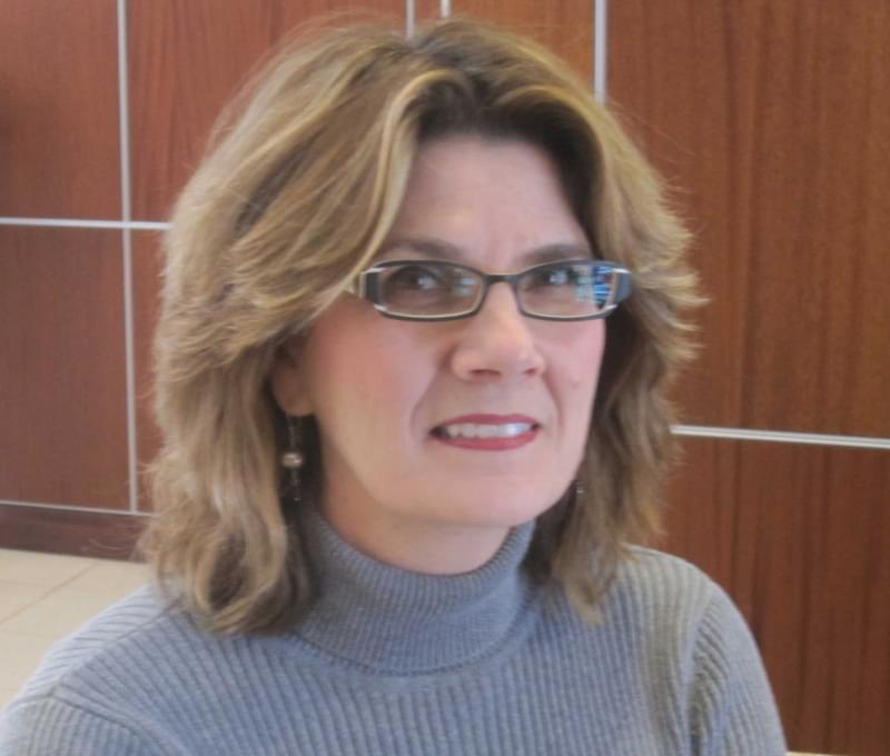 Former Champaign Unit 4 School Board president Laurie Bonnett