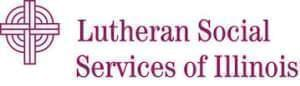 Logo for Lutheran Social Services