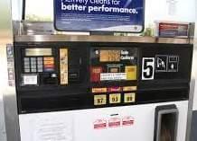 Pay at pump gas pump
