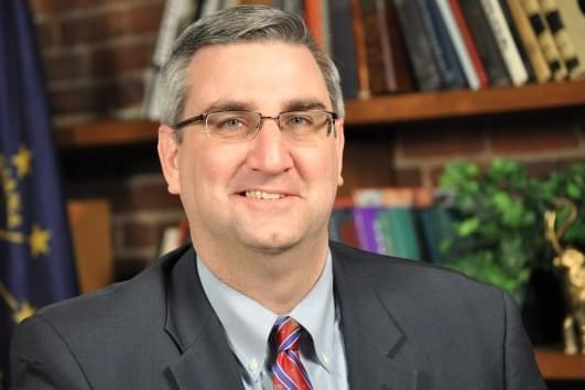 Former Indiana State Republican Party Chairman Eric Holcomb
