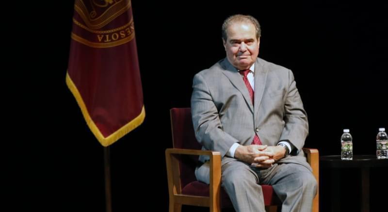 U.S. Supreme Court Justice Antonin Scalia in 2015.
