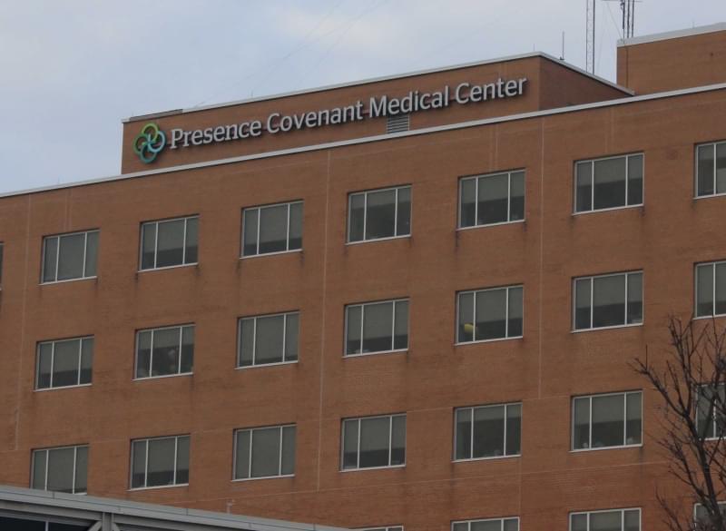 Presence Covenant Medical Center in Urbana