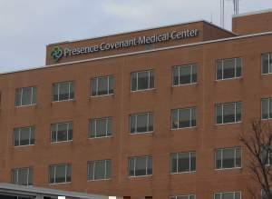 Presence Covenant Medical Center in Urbana