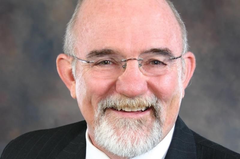 Illinois Board of Higher Education Executive Director James Applegate.
