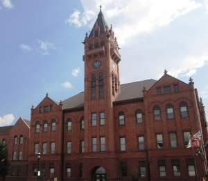 Champaign County Courthouse