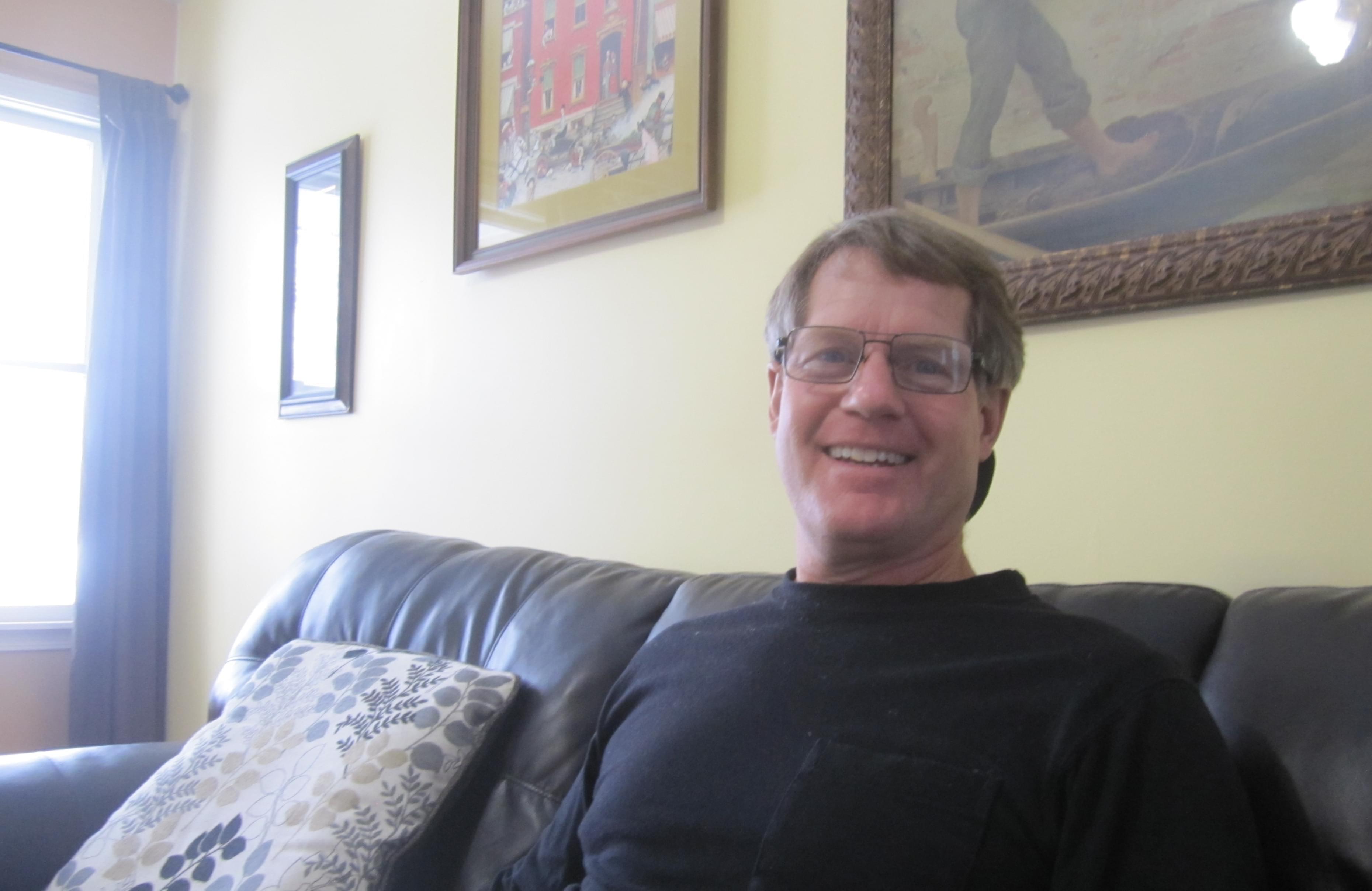 Illinois House candidate Jonathan Kaye