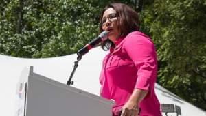 Illinois Congresswoman Tammy Duckworth