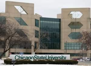 The campus at Chicago State University