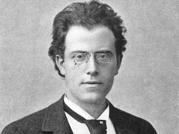 Gustav Mahler in 1892