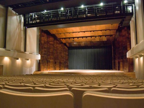 Dvorak Concert Hall