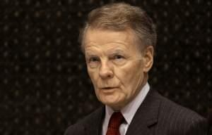 In this Jan. 27, 2016 file photo, Illinois Speaker of the House Michael Madigan, D-Chicago, attends a joint session of the General Assembly at the Illinois State Capitol in Springfield.